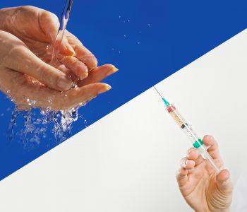 Cijepljenje i pranje ruku spašavaju milijune života