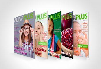 ADIVA Plus časopis