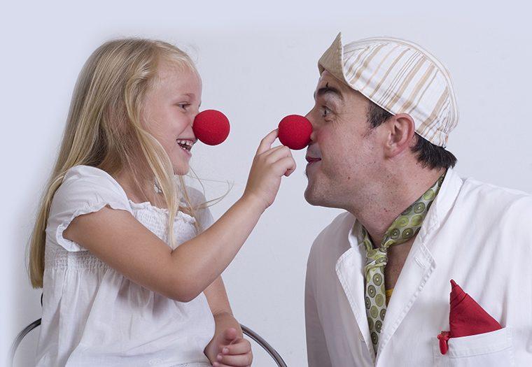 Udruga Crveni nosovi klaunovidoktori