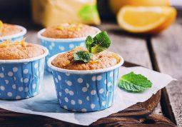 LCHF muffini s limunom
