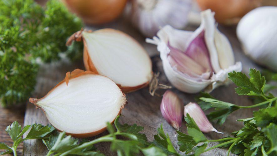 Luk i češnjak odlični su prirodni lijekovi