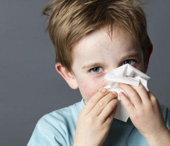 Prehlada i gripa učestale su u zimskom dijelu godine