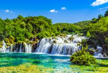 putovanje, Dalmacija, Dalmatinska zagora, NP Krka