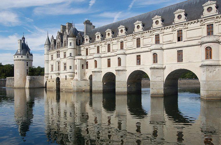 Dvorci Loire, Chenonceau