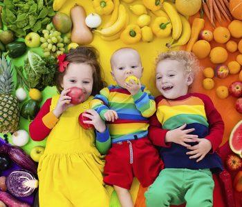 djeci treba osigurati minerale i vitamine