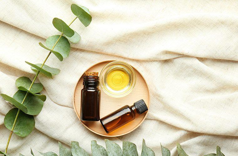 Suha eterična ulja
