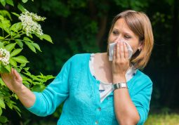 alergija, pelud, astma