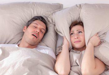 apneja, hrkanje, spavanje