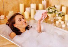 aromaterapija, kupka, kupanje, odmor, opuštanje
