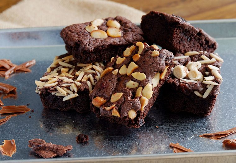 brownies bez šećera