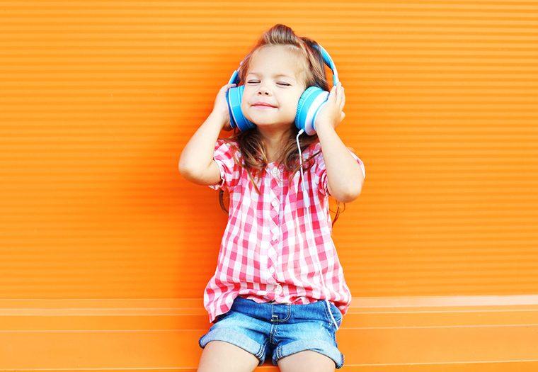 glazba koja se sluša je preglasna