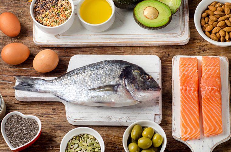 chia sjemenke, namirnice, riba, omega3