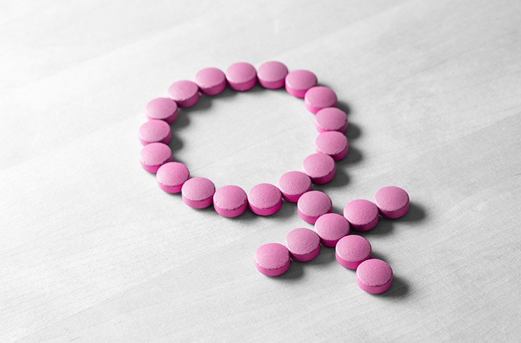 Ženski hormon estrogen