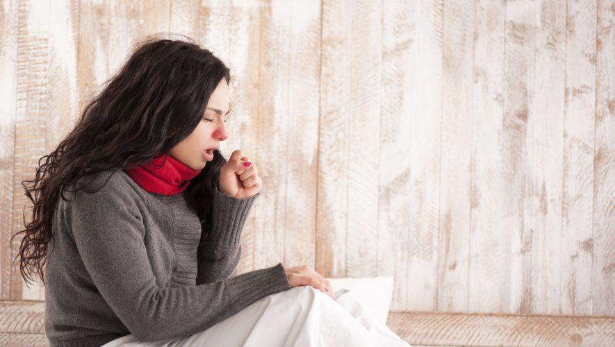Suhi ili produktivni kašalj