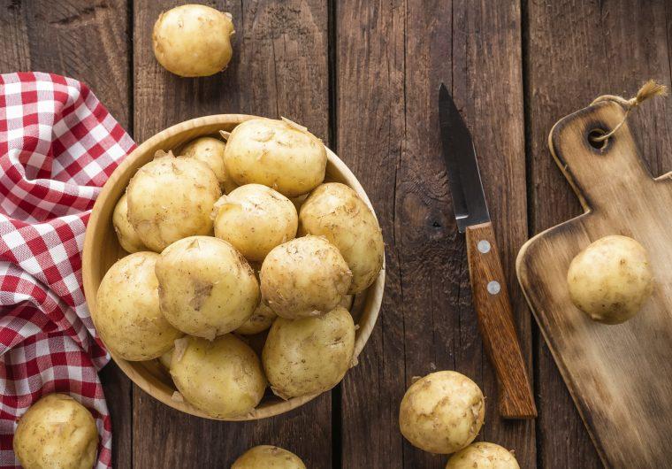 krumpir i slatki krumpir