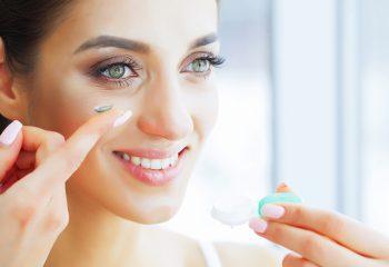 Kontaktne leće nosi 125 milijuna osoba diljem svijeta
