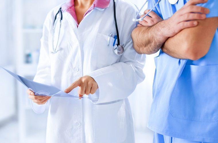 liječnici, doktori, rak usne šupljine
