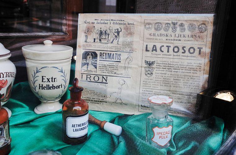 zagrebački ljekarnici su bili utjecajni i imućni građani