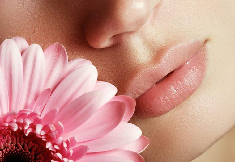 oštećene usne