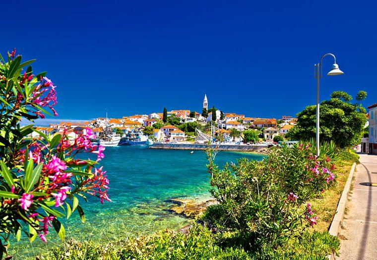 pašman, hrvatski otok