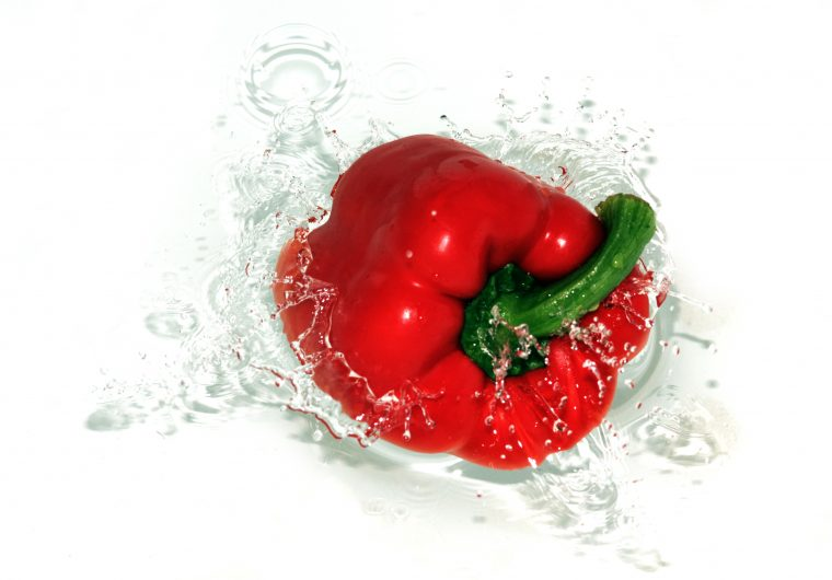 Za antiseptičko djelovanje paprike zaslužan je kapsaicin