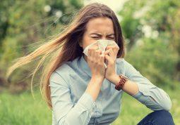 peludna alergija