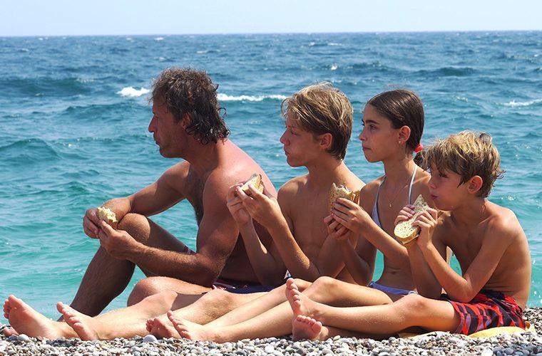 ljeto, plaža, prehrana