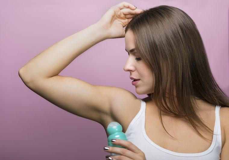 Pojačano znojenje tijekom ljeta je normalno
