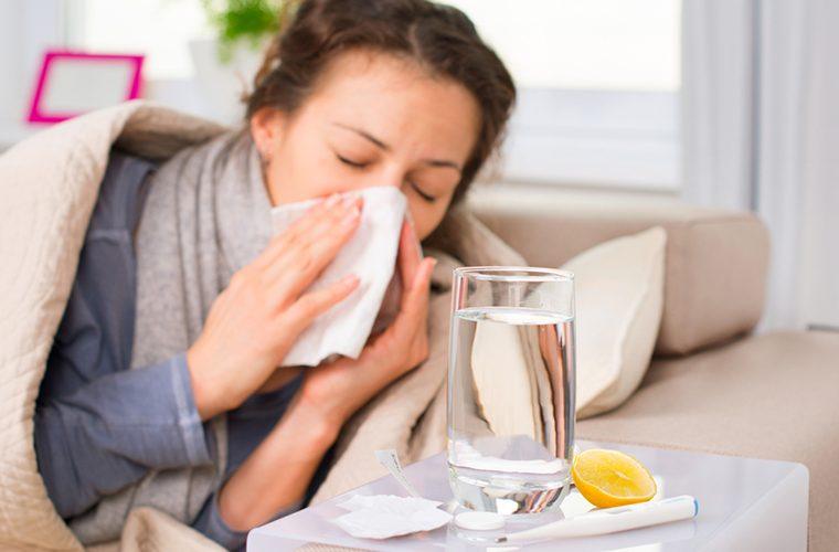prehlada, provjerena rješenja protiv začepljenog nosa i upale grla