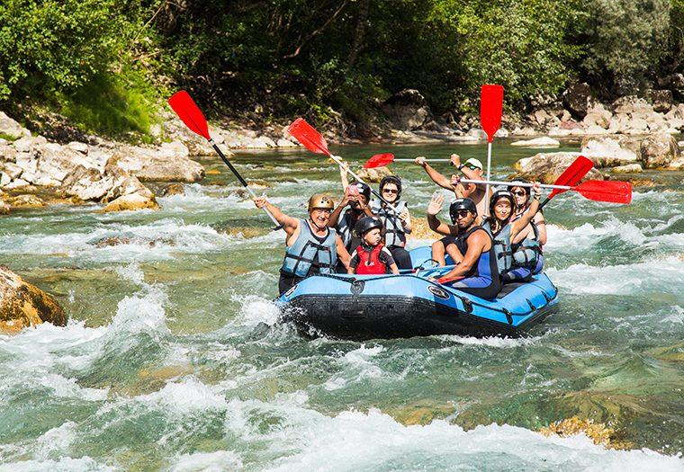 rafting, adrenalinski sportovi