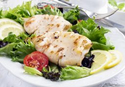 riba, rajčica, ljetna prehrana