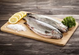 riječne ribe imaju visok udio vitamina B skupine