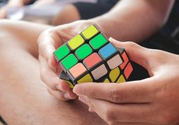 rubikova kocka, inteligencija, test inteligencije