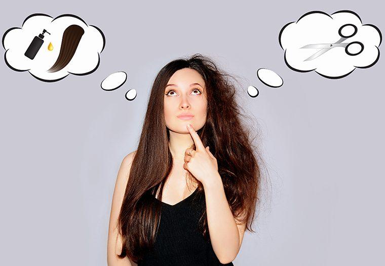 Serum za kosu može biti doista spasonosno rješenje
