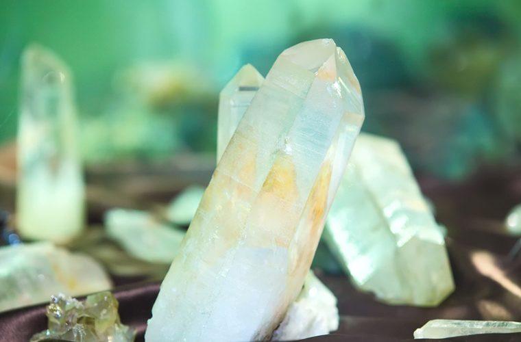 silicij je poznat i kao kremen ili kvarc