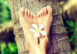 stopala bez gljivica