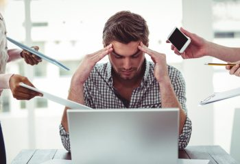 Simptomi stresa