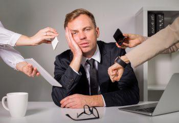 Stres na poslu uzima danak zdravlju