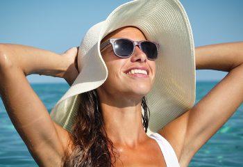 sunce, godišnji odmor, zdravlje, rak kože, alergija na sunce