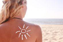 sunce, koža, sunčanje, žena