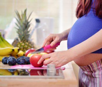 trudnica, prehrana