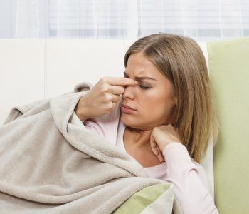 upala sinusa, rinitis