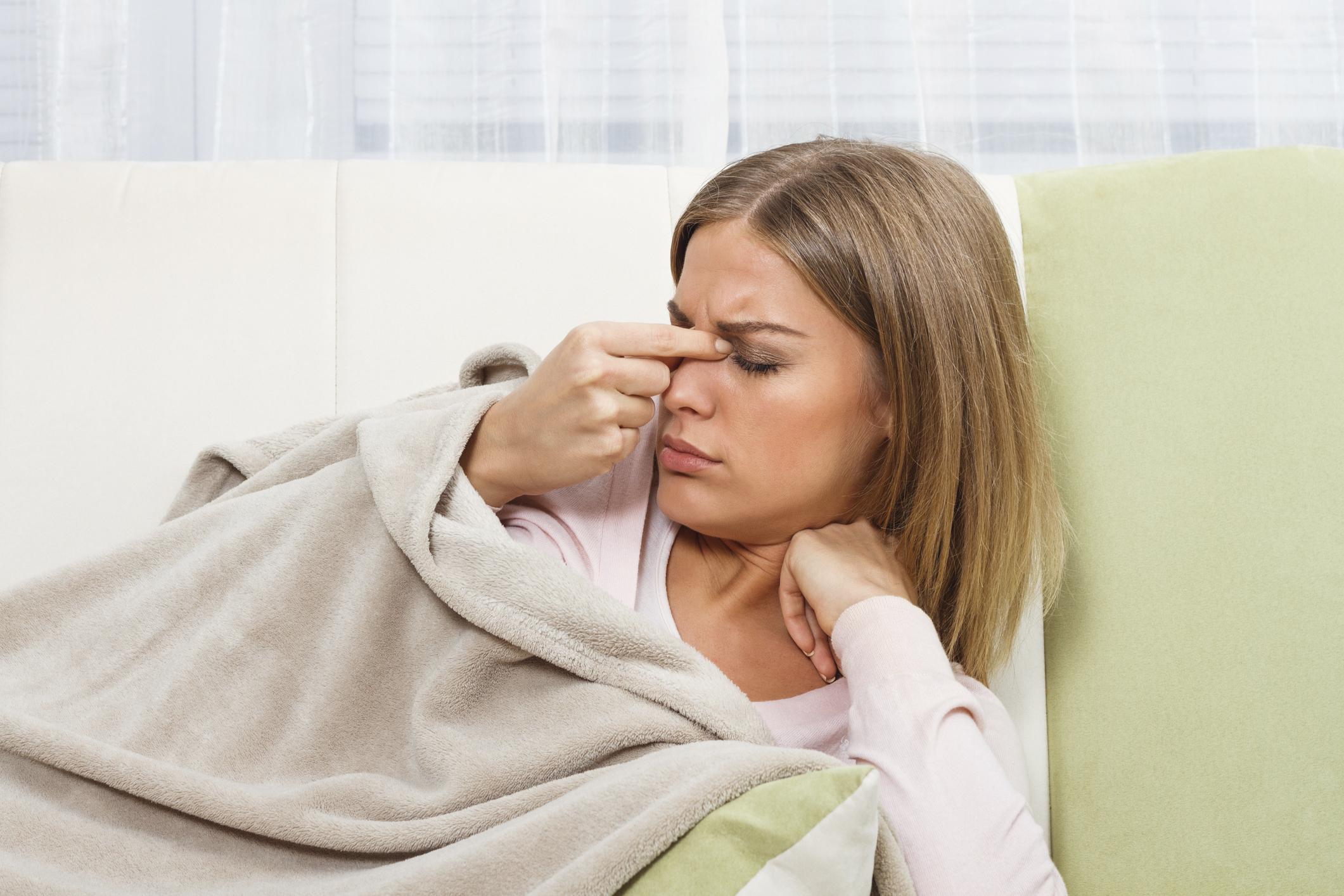 izbijanje nosa