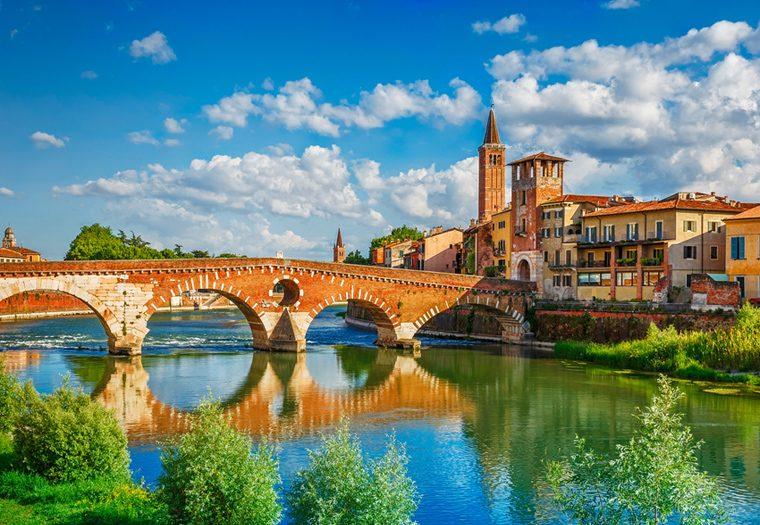 Stranica za upoznavanje s Rimom Italija