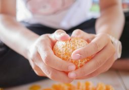 vitamin c, koža, mandarina, naranča