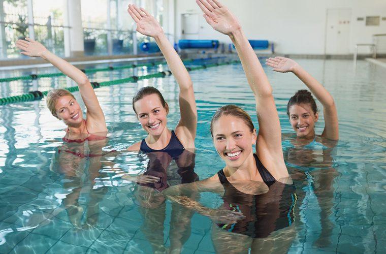vježbanje u vodi