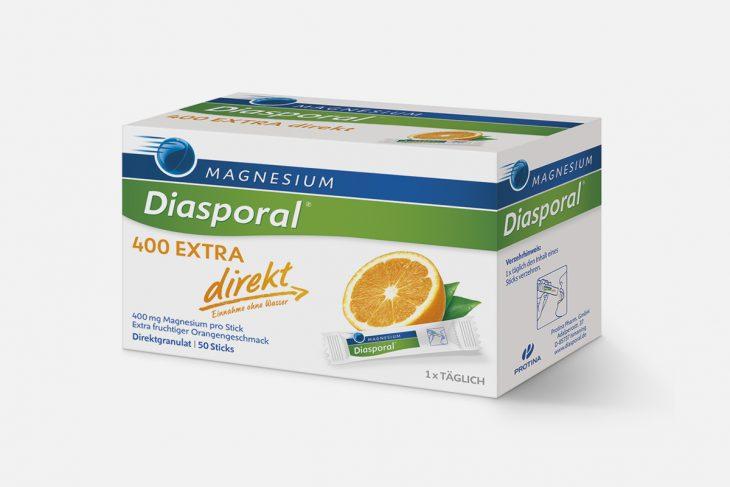 Magensium Diasporal 400 extra Direkt