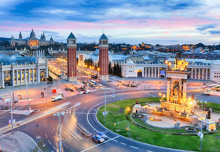 Romantično putovanje - Barcelona