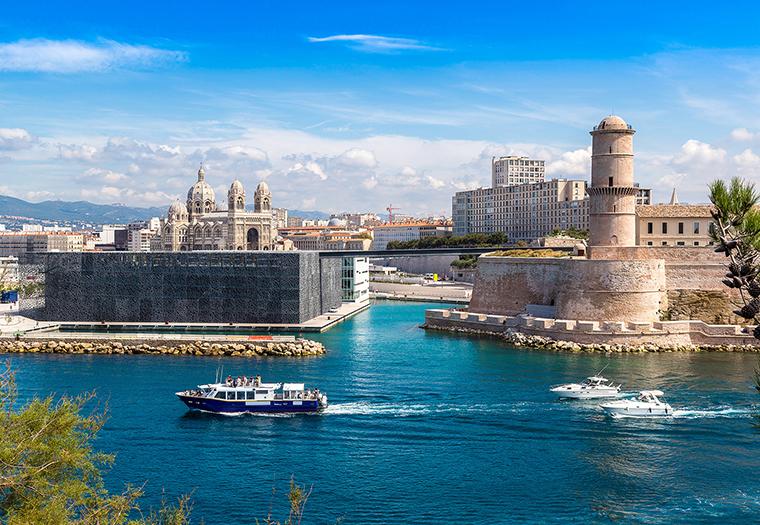 Zapadni Mediteran - Marseille