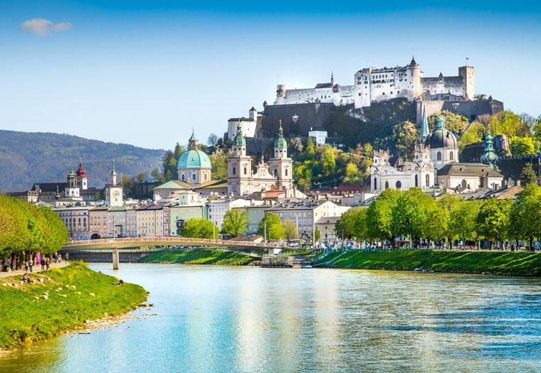 Najbolje od Austrije: Upoznajte Salzburg, grad Mozarta i soli